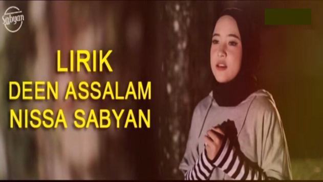 Cover Sabyan Gambus 10 Lagu Terbaik screenshot 1
