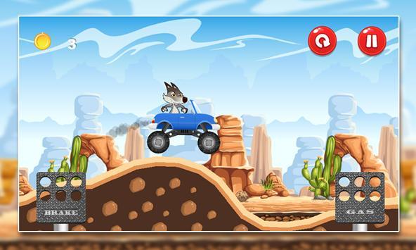 Coyote Mountain Climb MMX screenshot 6