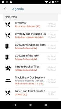 Cozen O'Connor All Attorney Summit 2018 screenshot 1