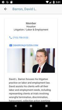 Cozen O'Connor All Attorney Summit 2018 screenshot 2