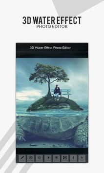 3D Water Effects Photo Editor apk screenshot