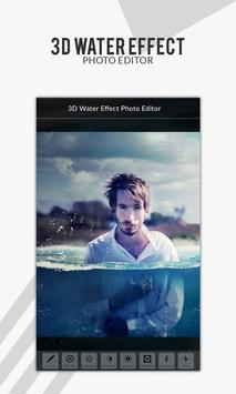 3D Water Effects Photo Editor poster