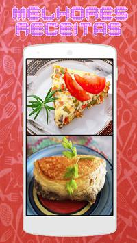 Receitas de Omelete screenshot 3