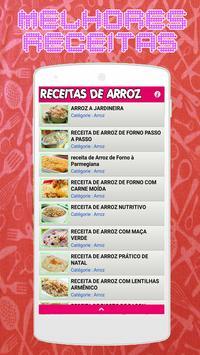 Arroz de Peixe com Legumes - Receitas screenshot 4