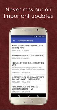Indian Central School (ICS) screenshot 1