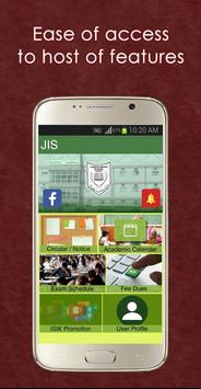Jabriya Indian School (JIS) poster
