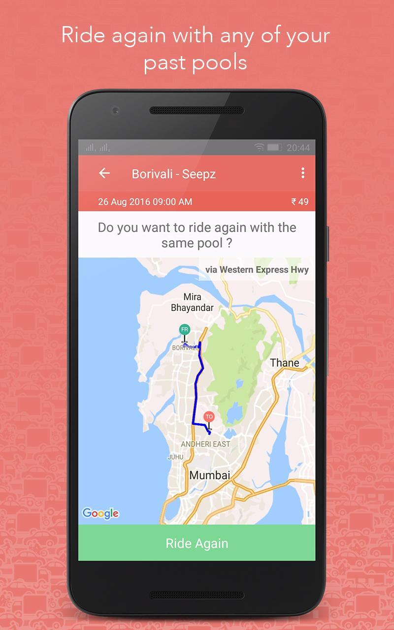 TravelAlly - Carpool Rideshare for Android - APK Download