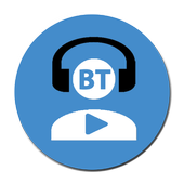 Bluetooth connect & Play icon