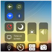 Control Center OS 11 - Smart Control icon
