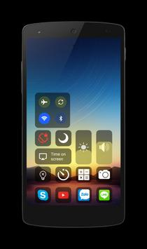 Control Center OS 11 - Smart Control apk screenshot