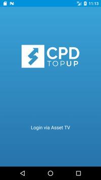 CPD Top Up screenshot 1