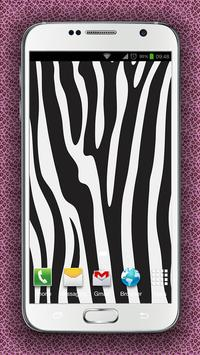Animal Print Live Wallpaper apk screenshot