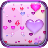 Cute Live Wallpapers for Girls icon