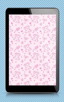 Cute Patterns Live Wallpaper screenshot 5