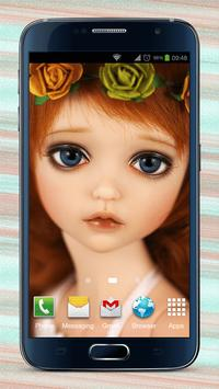 Dolls Live Wallpaper HD apk screenshot