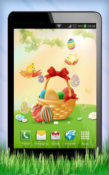 Easter Live Wallpaper screenshot 5