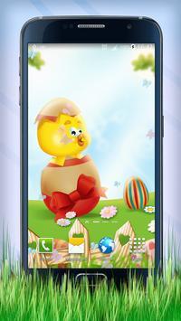 Easter Live Wallpaper screenshot 3