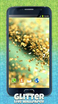 Glitter Live Wallpaper screenshot 3