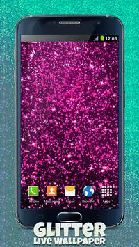 Glitter Live Wallpaper apk screenshot