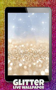 Glitter Live Wallpaper screenshot 4
