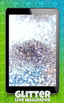 Glitter Live Wallpaper screenshot 5