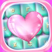 Sweet Love Keyboard Theme icon