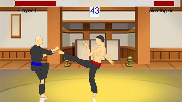 Pencak Silat Masters apk screenshot