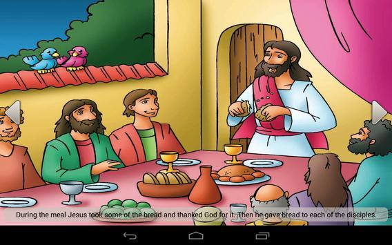 Bible for Children apk screenshot