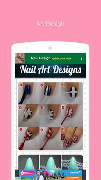 Nail Design offline poster