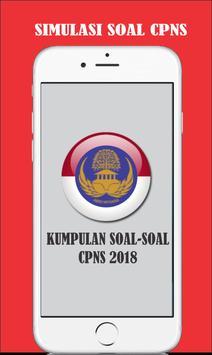 kumpulan soal cpns 2018 - latihan dan tutorial poster