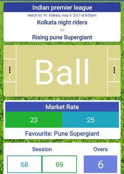 Cricket Line Prediction poster