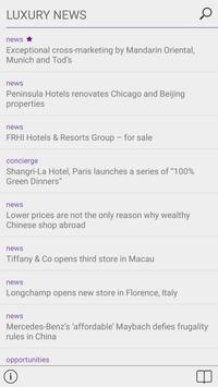 Luxury News by CPP-LUXURY poster