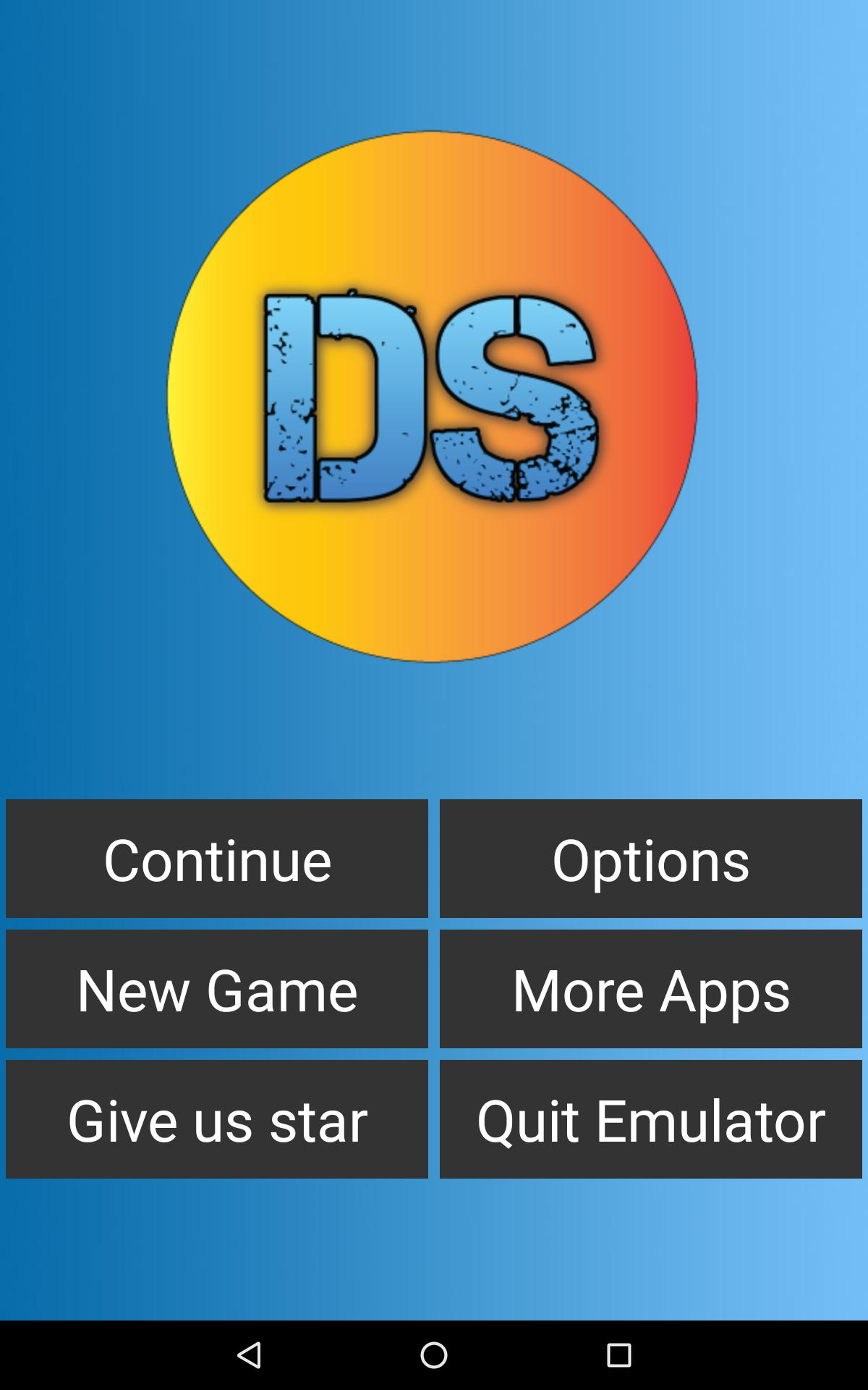 NDS Emulator - For Android 6 for Android - APK Download
