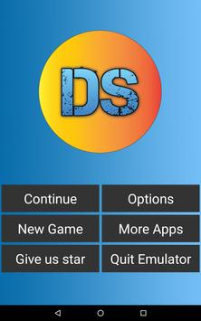 NDS Emulator - For Android 6 poster