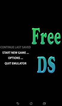 Free DS poster