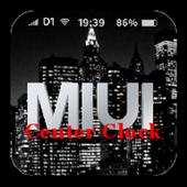 MIUI Center Clock (unofficial) icon