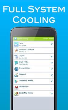 Cooler App CPU & System Cooler screenshot 2