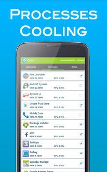 Cooler App CPU & System Cooler screenshot 3