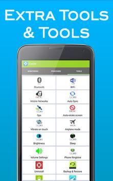 Cooler App CPU & System Cooler screenshot 4