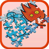 Puzzle for Fireboy & Watergirl icon