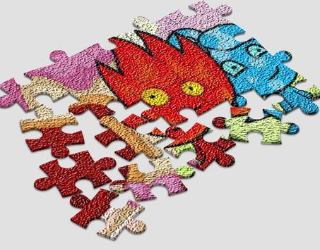 Puzzle for Fireboy & Watergirl apk screenshot