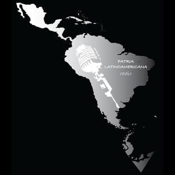 Patria Latinoamericana poster