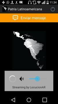 Patria Latinoamericana screenshot 1