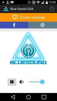 Blue Sound USA poster