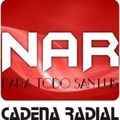 Cadena Radial Nar icon