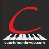 Cuarteto en la Web icon