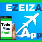 Ezeiza APP icon