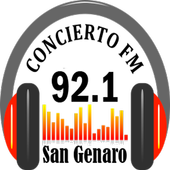 Concierto FM 92.1 San Genaro icon