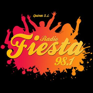 FM Fiesta 98.1 LRJ846 screenshot 1