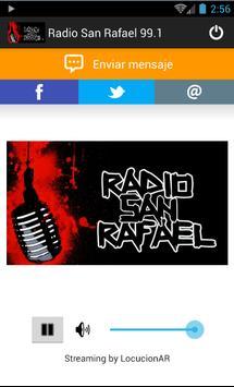 Radio San Rafael 99.1 poster